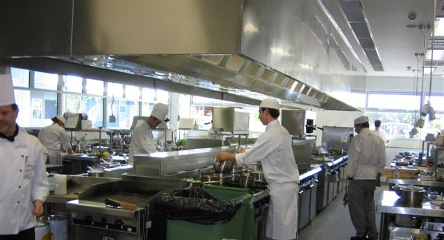5 Star Hotel Kitchen Restaurant Kitchen Design