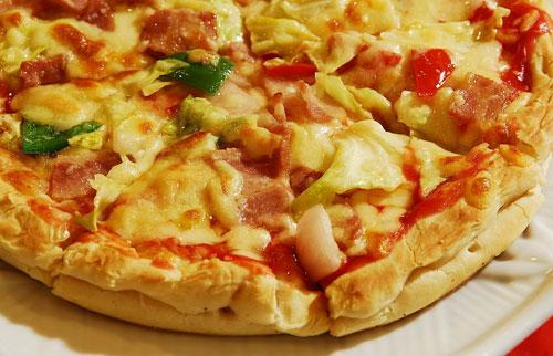 Pizza çeşitleri